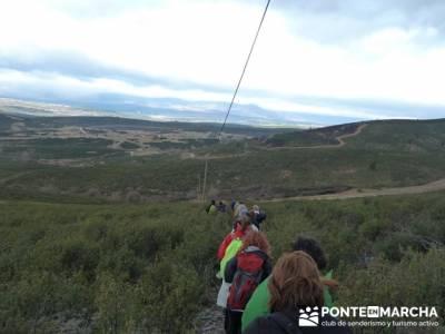 Senda Genaro - GR300 - Embalse de El Atazar -El Atazar - Robledillo de la Jara -Cervera de Buitrago